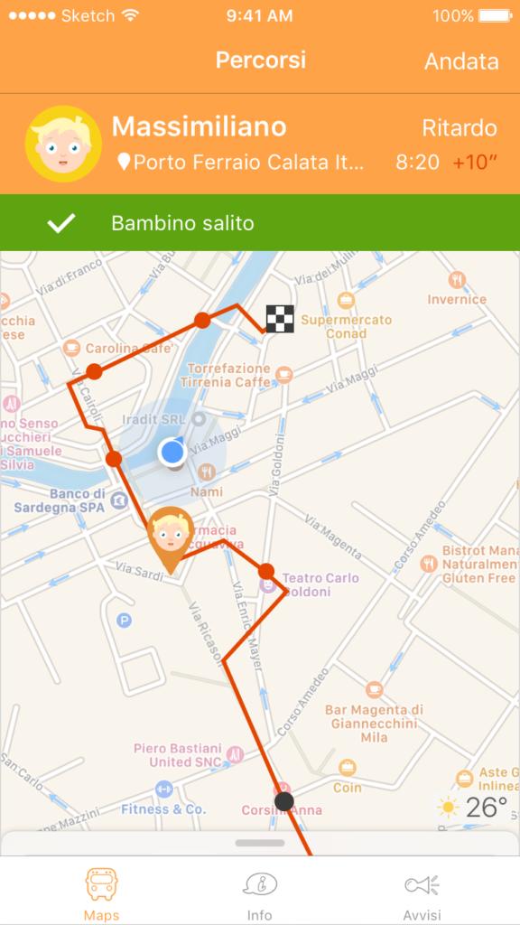 Scuolabus App